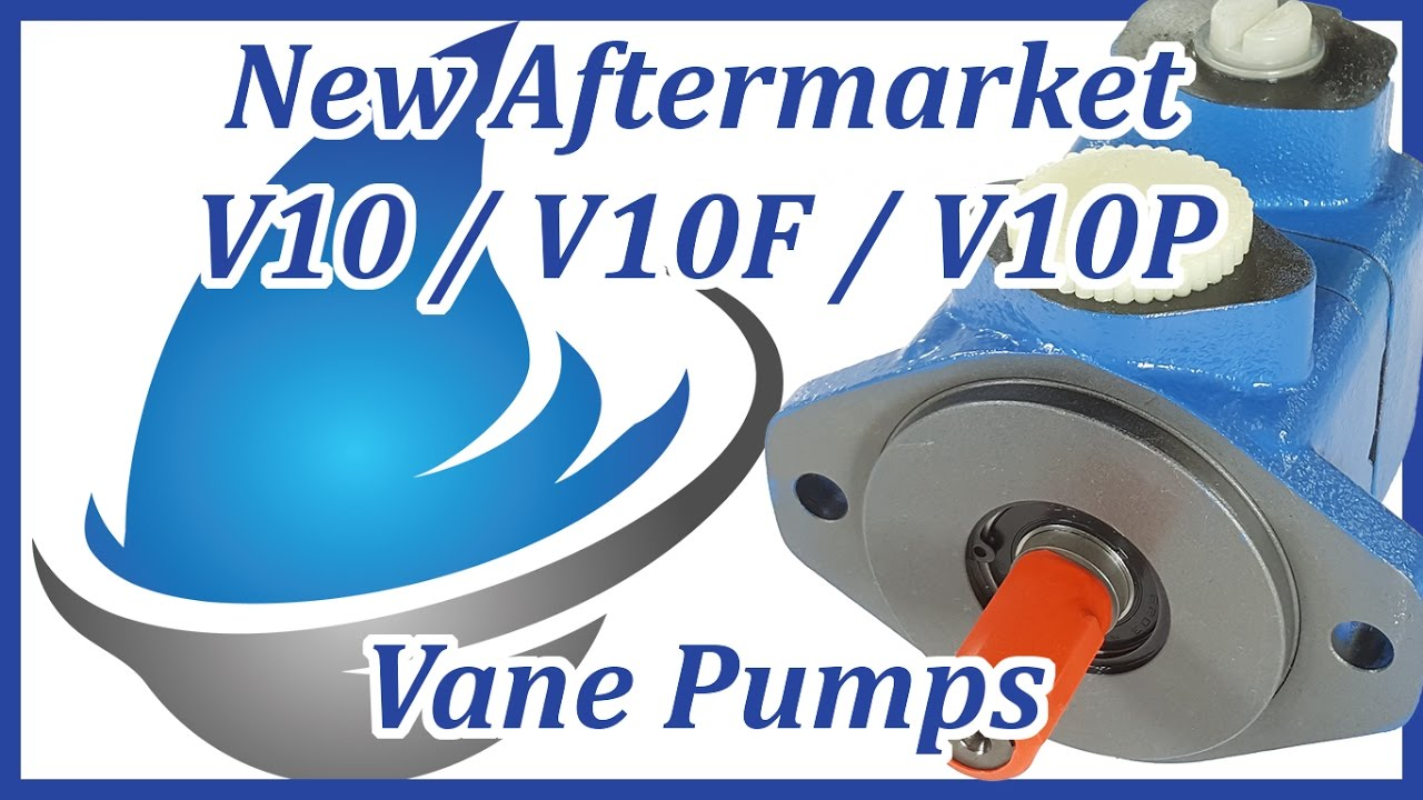 NEW AFTERMARKET V10 / V10F / V10P / V10NF STYLE VICKERS ® / EATON®  REPLACEMENT VANE PUMPS