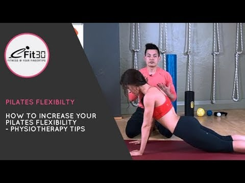 Pilates Flexibility, Increase your flexibility, Physiotherapy Tips,  Superficial Back Line