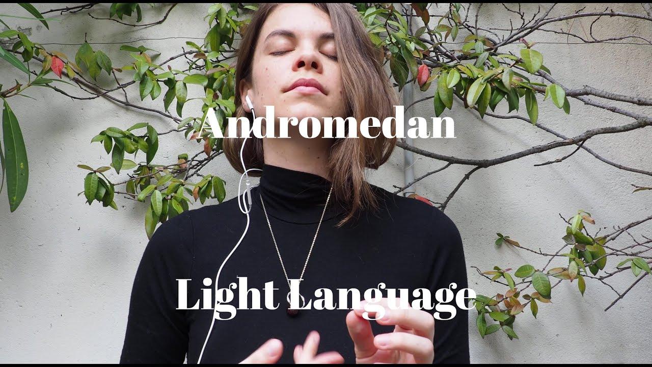 Hands & Light Language