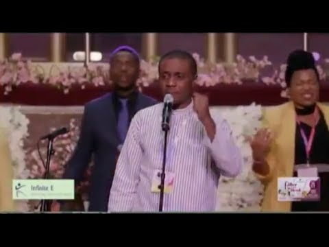 Nathaniel Bassey Hot Worship at june 2017 RCCG North America