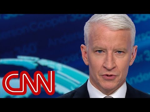 Anderson Cooper: This is what a U-turn looks like