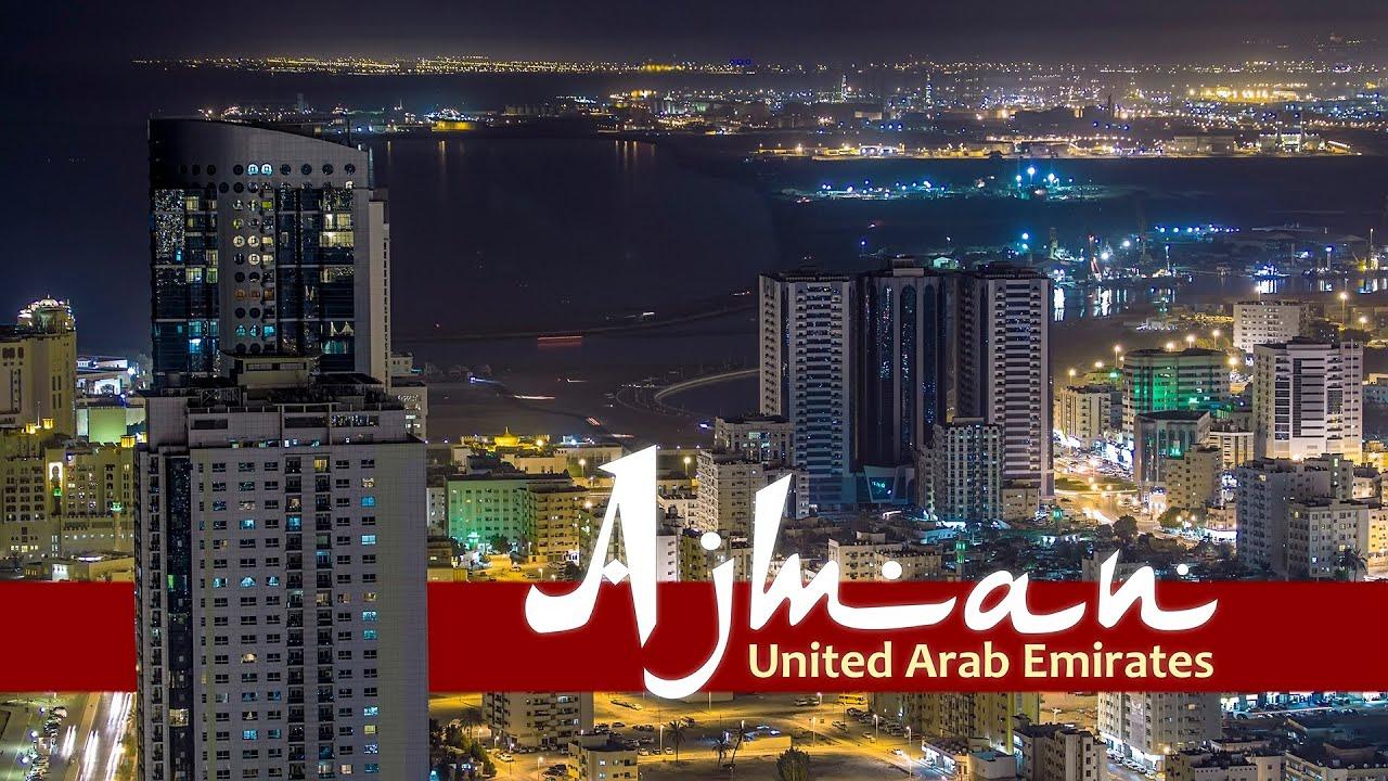 Ajman United Arab Emirates TimelapseHyperlapse YouTube