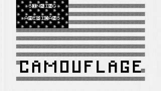 Chris Sievey - Camouflage - Sinclair ZX81 pop video!