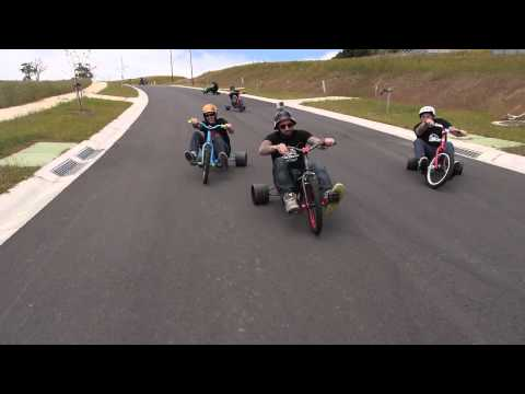 Drift Trike - Triad Lifestyle Video