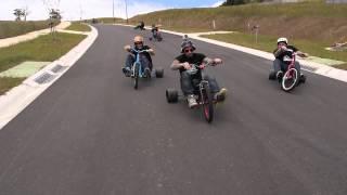 Drift Trike - triad lifestyle video thumbnail