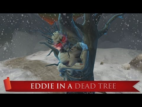 Iron Maiden: Legacy of the Beast 12 Days of Christmas - An Eddie in a Dead Tree