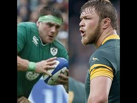 NORTH VS SOUTH SEASON 2: Episode #1 CJ Stander Vs Duane Vermeulen