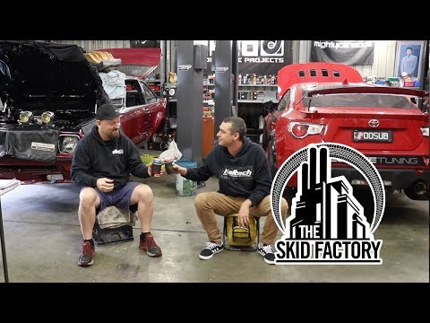 THE SKID FACTORY - Turbo LS1 R32 Skyline [EP10] - Series 3 Wrap Up