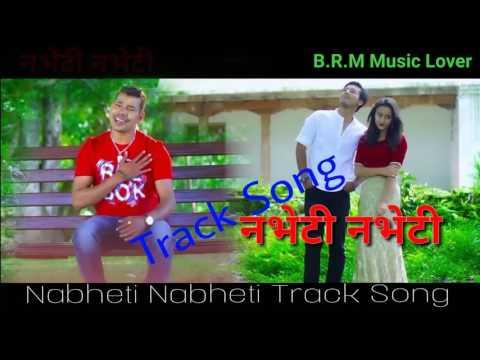 Nabheti Nabheti Track Karaoke Song || Shiva Pariyar || Popular Song
