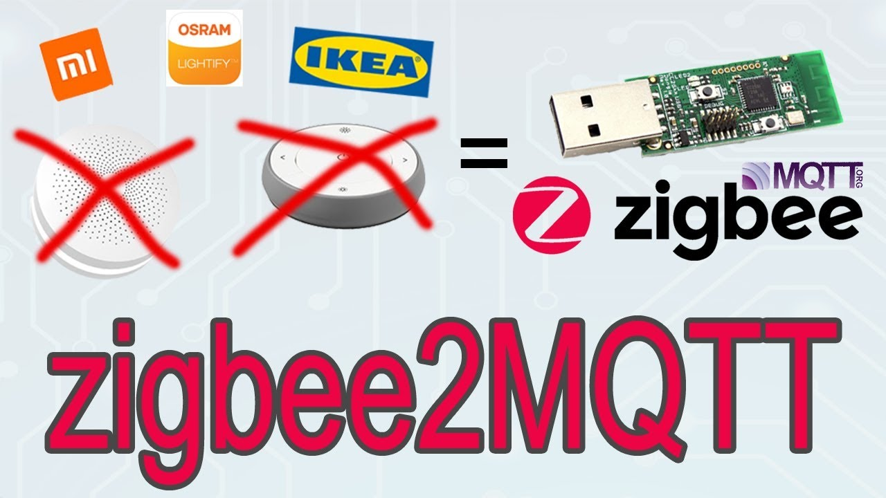 zigbee2MQTT   ZIGBEE without gateway   CC2531 Zigbee Stick   OPENHAB 2  Tutorial