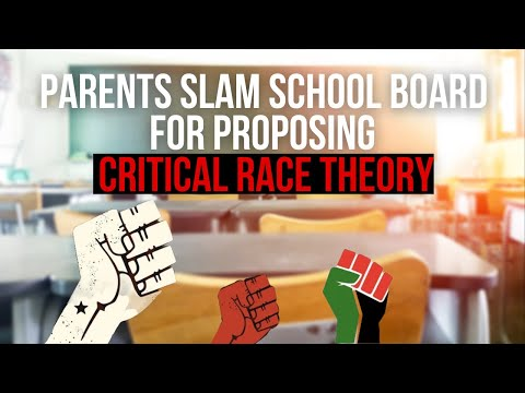 WOW: Elementary School Parents Stand Up To 'Anti-Racism' Initiatives At School Board Meeti