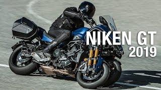 La NIKEN GT 2019 de Yamaha : Pilotez la révolution