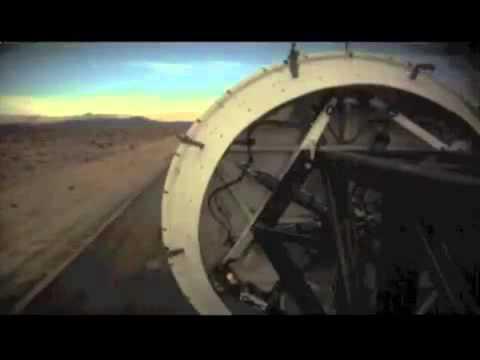 Low Density Supersonic Decelerator Test