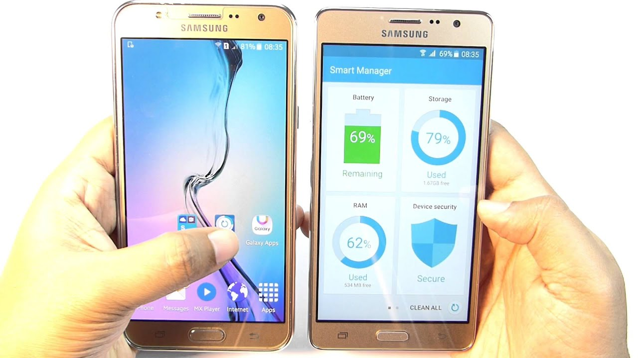 Samsung Galaxy 7 vs Galaxy J7 Why pay more