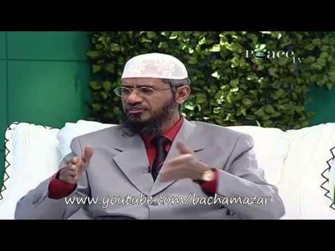 Is Taraweeh Prayer A Sunnah Or Fard Can A Person Miss It Dr Zakir Naik Hd Youtube