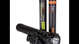 5.11 (511) TPT R7 Duty Light (Review / Field Test) - 504 Lumen NiMH Rechargeable Tactical Flashlight
