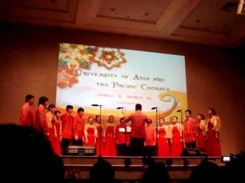 UA&P Chorale - Filipino Christmas Songs medley - Kultura's Pasko sa Atin