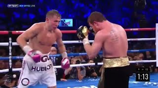 Canelo Alvarez exposed GGG Gennady MEXICAN 🇲🇽 STYLE Golovkin in the rematch