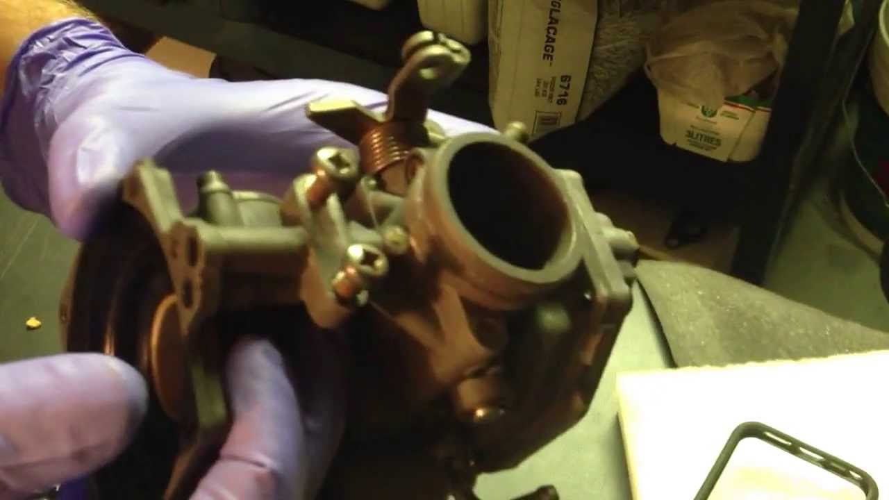 jbm industries cv carb replacement diaphragm installati