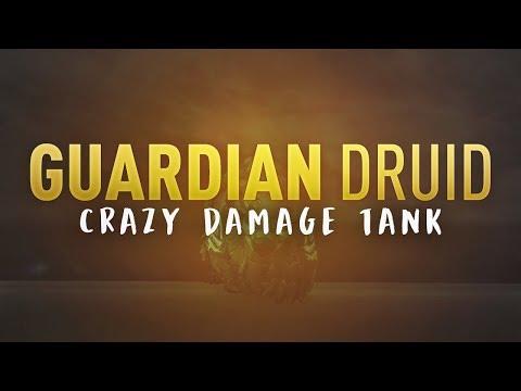 Top Damage - 7.3 Guardian Druid PvP - WoW Legion