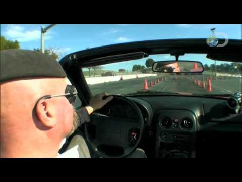 MythBusters - Slick Jamie | Spy Car Escape