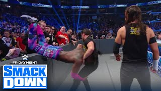 The Undisputed Era lays waste to The New Day & The Revival | FRIDAY NIGHT SMACKDOWN