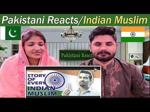 Pakistani Reacts To | STORY OF EVERY INDIAN MUSLIM | Aashqeen | Desi Vs Others