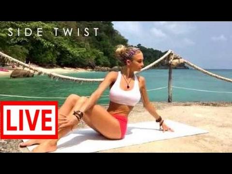 Perfect Full Body Yoga !!! #IRS