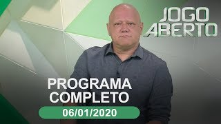 Jogo Aberto - 06/01/2020 - Programa completo