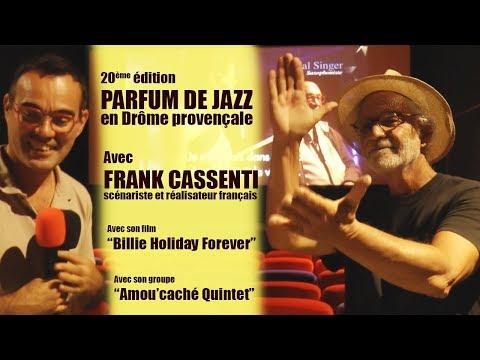 2018 08 13   les RDV Cultur'L avec  Frank CASSENTI   à Buis les baronnies