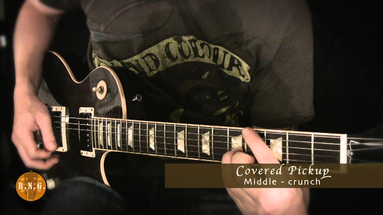Covered Vs Uncovered Pickups Youtube Re Switching Options For P90 Humbucker Combination