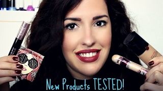 NEW PRODUCTS TESTED! ● MarilliasChoice
