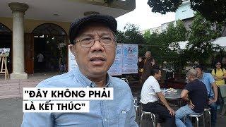 Nghệ sĩ Trung Dân: 'Hy vọng sẽ gặp lại anh Lê Bình ở thời điểm nào đó'
