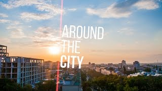 'Around the city. Dnipropetrovsk time lapse stories' —Днепропетровск, видео города / Episode I