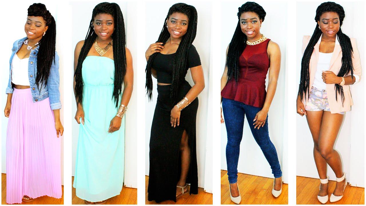 f1dcdda09e4 Summer Lookbook (MAXI DRESSES