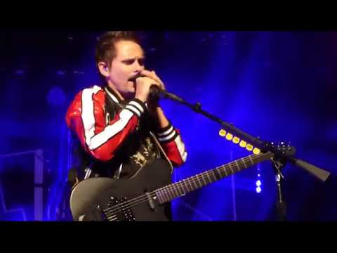 Check out Muse's live debut of new music from Simulation Theory