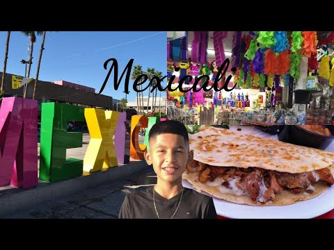 Mexicali Vlog (aLmOsT DEpOrTeD)