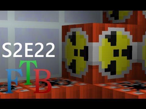 Feed The Beast: S2E22 - Räjähteitä!
