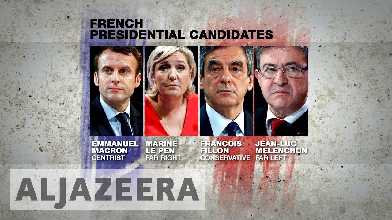 Tight race in French presidential election