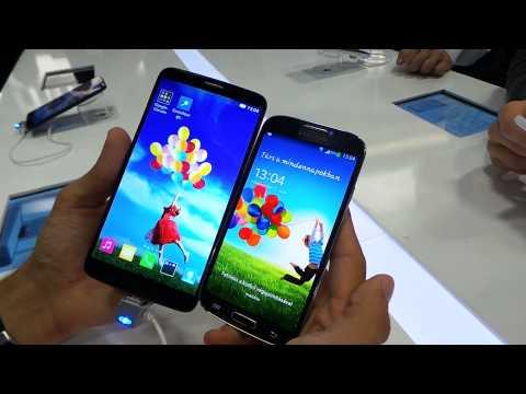 Alcatel One Touch Hero vs Galaxy S4 összehasonlító videó   Tech2.hu