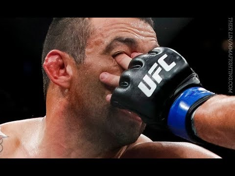 Worst INJURIES From Eye Pokes In The UFC
