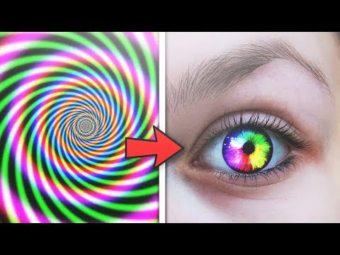 CRAZY ILLUSION CAN CHANGE YOUR EYE COLOR! | 99% OF PEOPLE'S EYES WILL CHANGE!