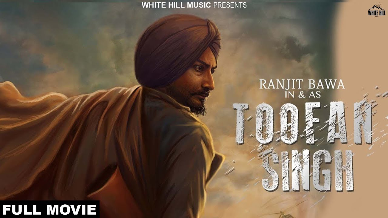 Toofan Singh | New Punjabi Movies 2019 Full Movies | Ranjit Bawa Movies