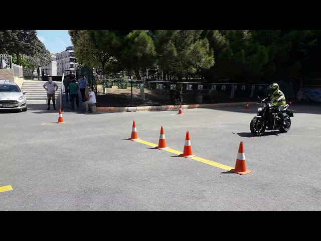 BEYLİKDÜZÜ MOTOSİKLET SINAV PLATFORMU