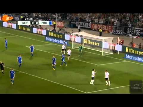 Mario Götze all goals for the german national team [HD]