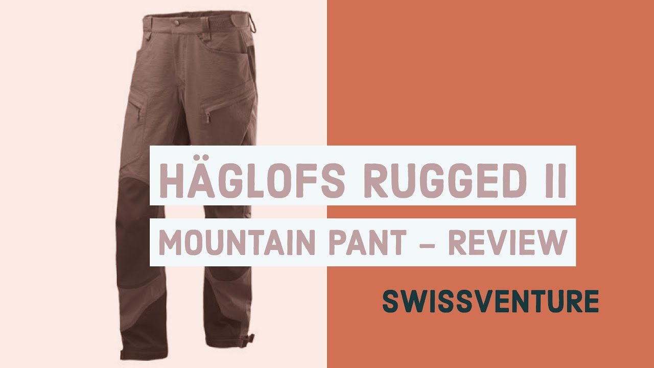 Rugged Ii Mountain Pant Men Review
