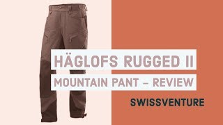 Rugged Ii Mountain Pant Men Review Youtube