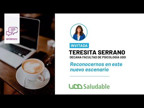 Coffee Break: Reconocernos en este nueve escenario - Teresita Serrano UDD Saludable