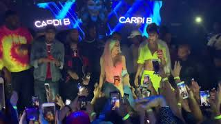 Cardi B &amp City Girls After Party in Houston,Tx