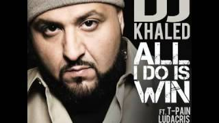 All I Do Is Win- DJ Khaled feat. Ludacris, Rick Ross, Snoop and download link